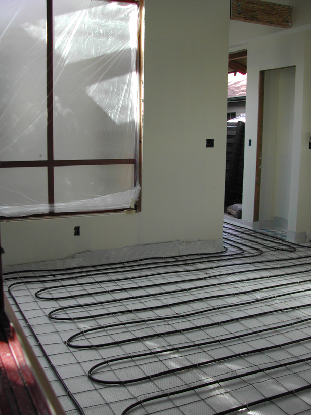 Faculty House Hydronic Floors, ENRarchitects with LBL Architects, Palo Alto, CA