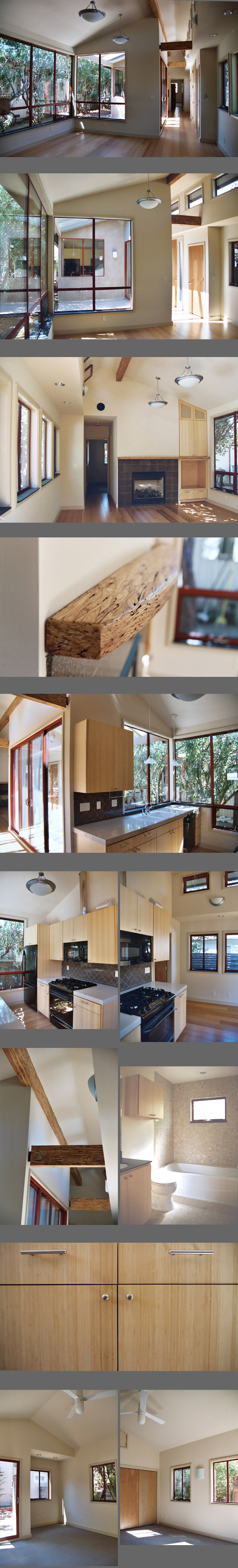 Faculty House, ENR architects with Topos Architects, Palo Alto, CA 94306 - interiors