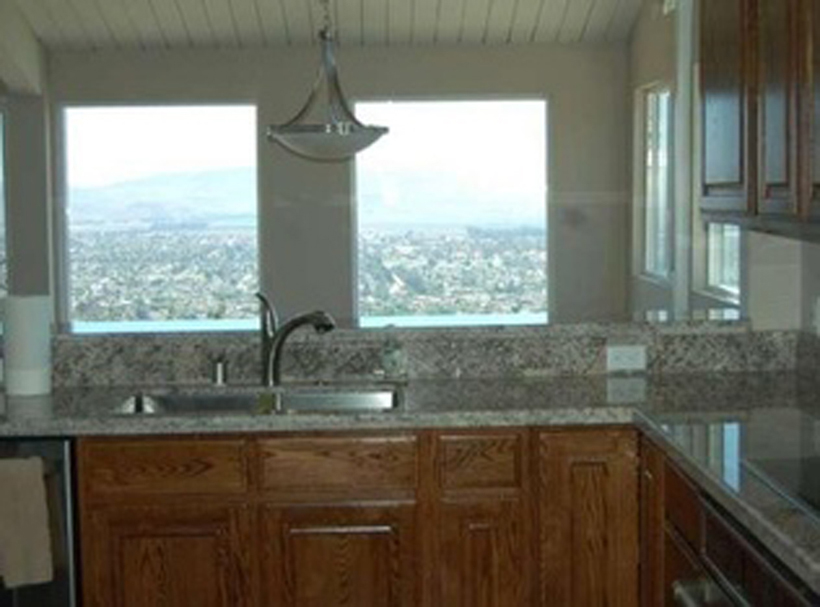 Kitchen Remodel View - Owner Photo - ENR architects, Camarillo, CA 93010