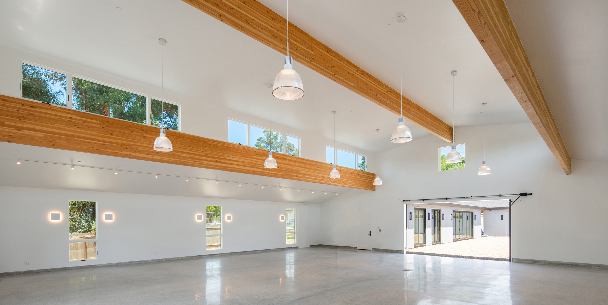 Showcar Garage Addition, ENR architects, Thousand Oaks, CA 91360