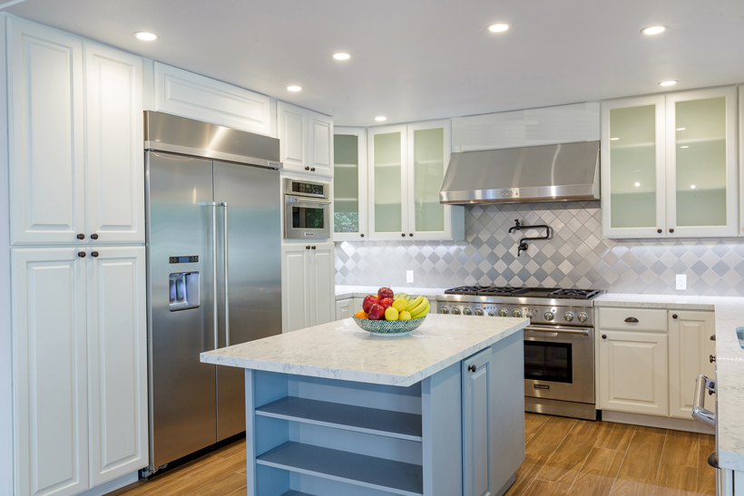 Kitchen remodel, ENR architects, Westlake Village, CA 91361