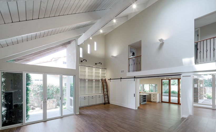 Two Story Wholehouse Remodel & Patio, ENRarchitects, ChadJonesPhoto, Westlake Village, CA